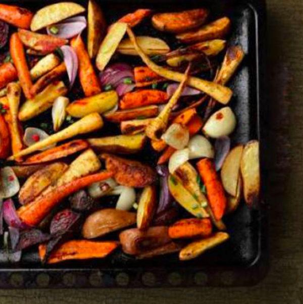 legumes rotis de saison